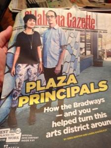 Gazette Cover