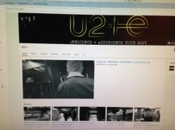 U2 Youtube