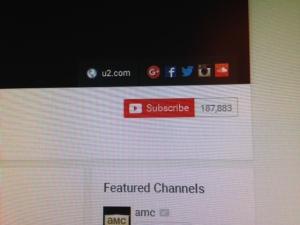 U2 YouTube2